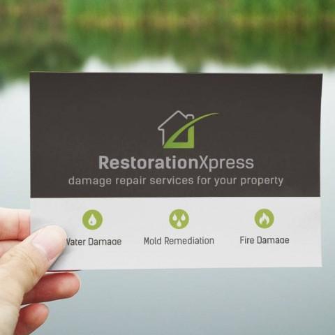 restoration express branding