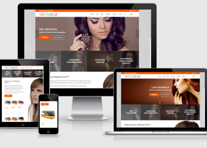 WetlinePro Global Site & Ecommerce