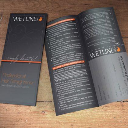 User Guide – Wetline Pro Professional Hair Straightener