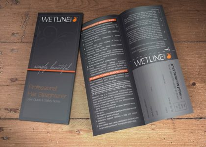 User Guide – Wetline Pro Professional Hair Straightener