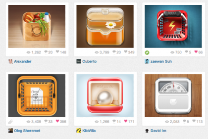 amazing iphone apps icons
