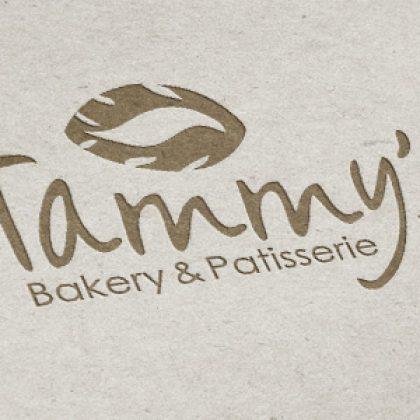 Tammy's Bakery Logo & Business Card