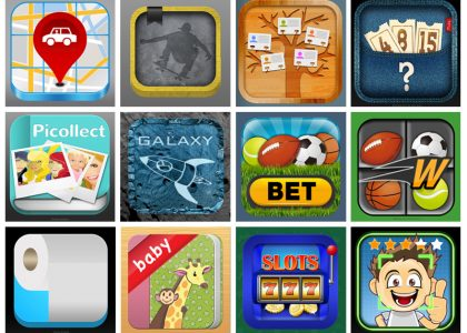 App Icons- Gallery