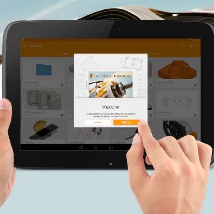 On-Boarding Tutorial- Fusion 360 App