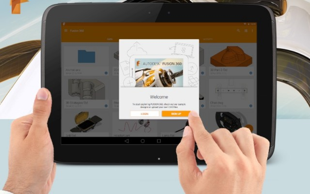 On-Boarding Tutorial- Fusion 360 App