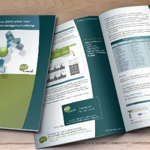 Case Study Folder Design