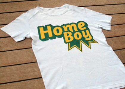 T-shirt | HomeBoy