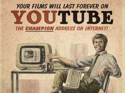 Vintage Ads Of Modern Tech
