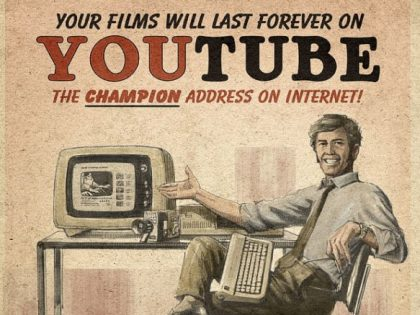 Vintage Ads Of Modern Tech
